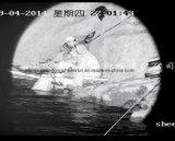 A caça de mão Laser Binocular Câmara de visão nocturna