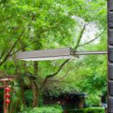 Luz solar de la seguridad de la iluminación del jardín de la lámpara solar solar al aire libre de la luz