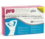 500cosmetics Procurves plus de Natuurlijke Capsules van de Ballen van de Pillen van de Verhoging van de Borst