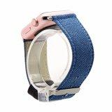 Manier Geweven Nylon Riem voor Band van het Horloge van de Appel 38mm, de Band van de Riem van de Vervanging voor Appel 42mm