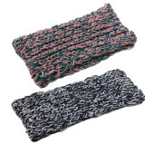 STUTZEN-Wärmer-Fantasie-starker Winter gestrickter Schleifesnood-Schal der Frauen Unisex(SK149)