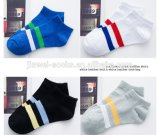 Der gestickte Mann-Zoll trifft Polyester-Socken der Fabrik-100 hart