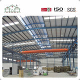Instalación sencilla casa prefabricada de acero Taller (estructura de acero)