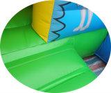 Personalizable barata bebé Gorila Salto inflable castillo con puertas