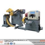 A máquina do Straightener do metal de folha faz o endireitamento do metal (MAC4-400)