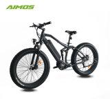 Baratos populares suspensión completa e-bici con motor de la marca y la batería