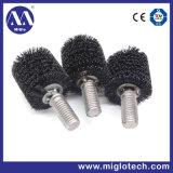 Специализированные промышленные абразивы щетки вращающегося пылесборника щетка для спирали запрещающим полировки (Th-100008)