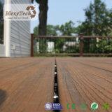 Decking extérieur de coextrusion en bois du composé WPC de constructeur de Guangzhou