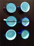 Tazza bevente della tazza di caffè dello smalto