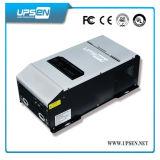 Выключение питания солнечной поверхности зарядного устройства инвертора 12/24/48V инвертора UPS