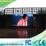 Écran de visualisation mobile extérieur d'étape mur/P4.8 de signe de P4.81 DEL/P5 annonçant le panneau-réclame visuel