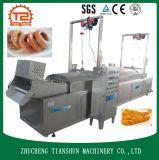 304 tagliatelle istanti dell'acciaio inossidabile che friggono macchina o la macchina profonda della friggitrice