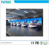 P4.81mm SMD im Freienmiete LED-Bildschirmanzeige 500X500mm und 500X1000mm Schrank
