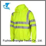 Куртка безопасности втулки высокого качества длинняя с клобуком