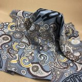 100% шелковые шарфы заказ на печать с логотипом