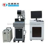 Портативная машина маркировки лазера с высокоскоростным блоком развертки для стекла/бумаги/древесины