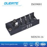 ISO9001の三相ダイオードのモジュールMds 30A 1600V