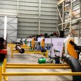 発電所の管のスプールの製造の生産ライン