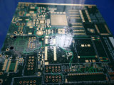 """Placa PCB de núcleo de aluminio de 2,0 mm de espesor 0.079"""" recortes de molienda de chapada"""