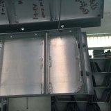 Montare il comitato di alluminio per la decorazione della costruzione
