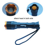S13 350lumens Xm-L T6 LED nachladbares Fackel-Licht des Summen-LED
