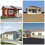 Конкретные плоские Pack сегменте панельного домостроения модульный для частной жизни дом для продажи