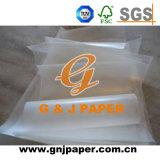 Ausgezeichnetes Qualitätsverpacken- der Lebensmittelpapier für Nahrungsmittelverpackung