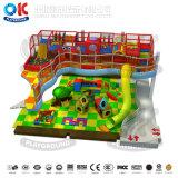 Новая конструкция мягкой играть центры для использования внутри помещений игровая площадка для детского садика