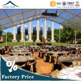 옥외 결혼식 운동 경기를 위한 300명의 사람들 Arcum 큰천막