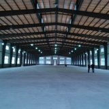 На заводе прямой продажи низкая стоимость стальной каркас стальной структуры завода / склада