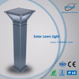 Indicatore luminoso solare del giardino di alta efficienza LED