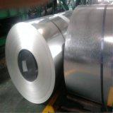 別の亜鉛コーティングの別の厚さの電流を通された鋼鉄コイル