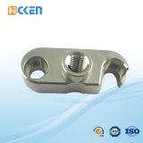 CNC do alumínio da elevada precisão que faz à máquina as peças circulares da máquina de confeção de malhas