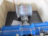 Válvula excêntrica pneumática Bq641h do hemisfério,