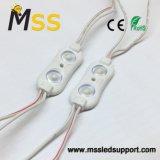 12V LED SMD en el exterior del módulo de signo de la retroiluminación en color blanco brillante