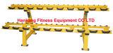 Machine de conditionnement physique, une salle de gym, un marteau de la force, body-building, haltères-10 paires (SH-4008)