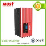 Inversor Home da potência para 1kw 2kw 3kw 4kw 5kw 6kw de de baixa frequência com indicador do LCD