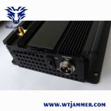15W сотовый телефон антенны наивысшей мощности 6, WiFi, 3G, Jammer UHF