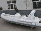 Liya 6.2m 10本の人のHypalonの堅く膨脹可能なボートの余暇の肋骨
