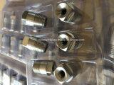 De aço inoxidável, cobre PVC sólido de plástico do Cone completo do bico de pulverização de jacto de água