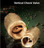 Messingquellenwasser-Rückschlagventil mit ISO-Messing schmiedete Rückschlagventil