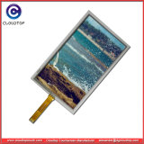 "8.3 "" 1.8mm ITO Glass에 4 철사 Resistive Touch Screen 0.188mm ITO Film"