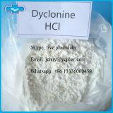 Hoher Reinheitsgrad-pharmazeutischer Vermittler-Puder Dyclonine HCl für Schmerz-Mörder