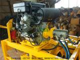 新製品M7miの移動式連結の煉瓦機械