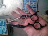 Il barbiere Scissors la macchina di rivestimento blu dell'oro PVD della Rosa dell'oro del Rainbow