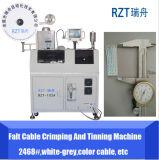 De Plooiende en Inblikkende Machine van de volledig Automatische Vlakke Terminal van de Kabel