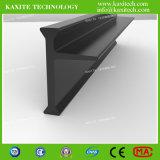 Bande de contrefiche de polyamide cassée par chaleur de haute précision de la forme 18.6 de T