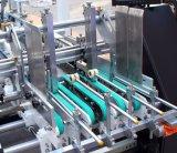 De hogere Machine van Gluer van de Omslag van het Karton van Componenten Automatische Golf (gk-1100GS)