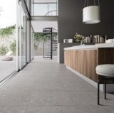 Diseño moderno rústico piso de baldosas de porcelana (BLU603)