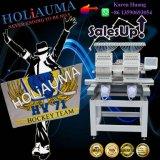 Equipo Holiauma Tapa de doble cabeza máquina Maquina de bordado bordados